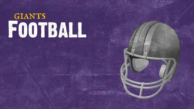 Marion Giants Football to Host Sectional