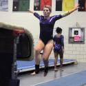 Gymnastics – 2015 Vault