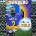 2015 Football Senior Day