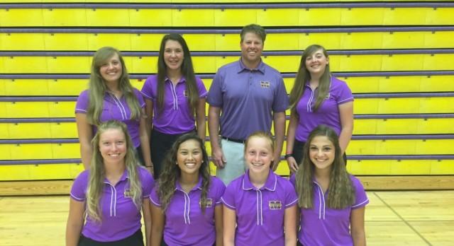 Girls Golf Opens Season