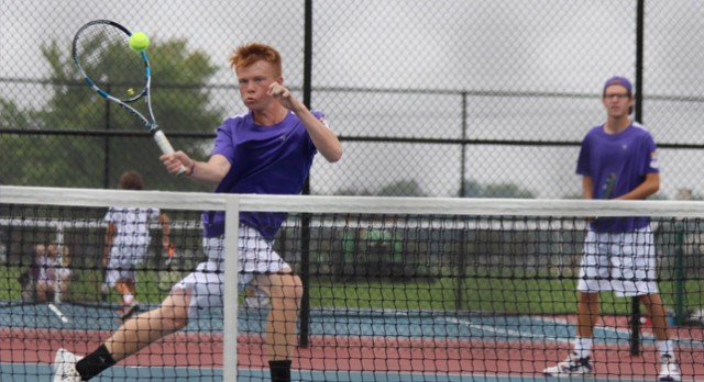 MHS to host boys tennis sectional