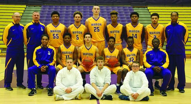 Boys Varsity Basketball beat Maconaquah High School