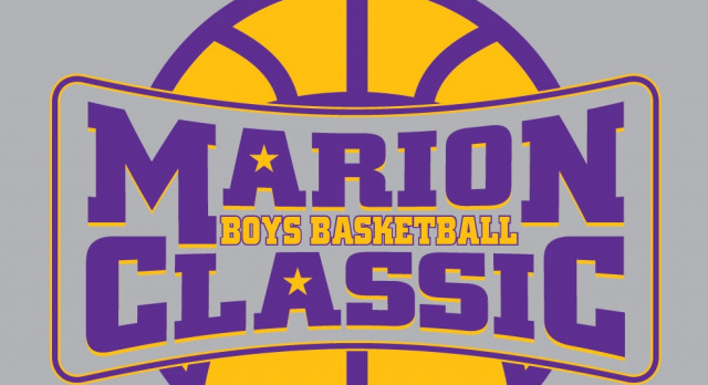 2016 Marion Boys Basketball Classic