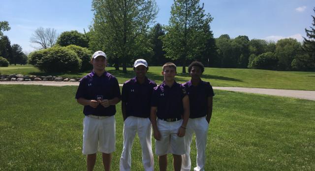 Boys Varsity Golf finishes 2nd place @ NCC Championship
