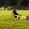 Boys Varsity soccer against Elkhart Central