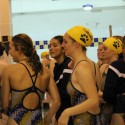 Riley Girls Swim against St. Joe