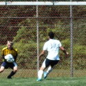 Riley JV Boys soccer against Trinity
