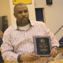 Andre Owens honored