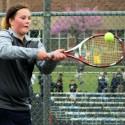 Riley Girls tennis against Bremen