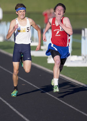Boys Track & Field Sectional Results