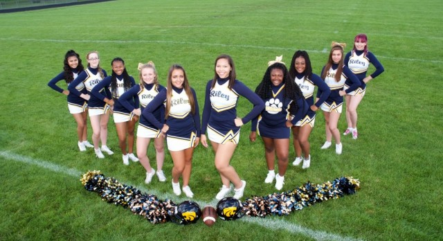 Cheerleading Tryouts begin Today May 30th
