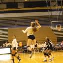 Volleyball against Goshen