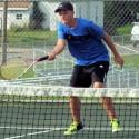 Boys Tennis against Washington