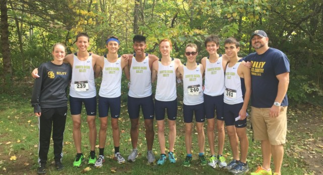 Boys Cross Country Finishes 3rd at Regionals