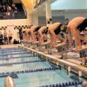 Boys swim win over Penn