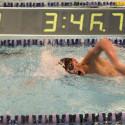 Boys Swimming agst New Prairie