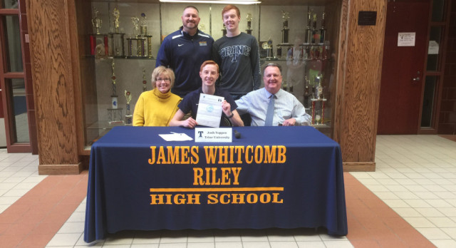 Toppen Signs with Trine