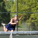 Girls Senior Day Tennis against Clay (Part 1)