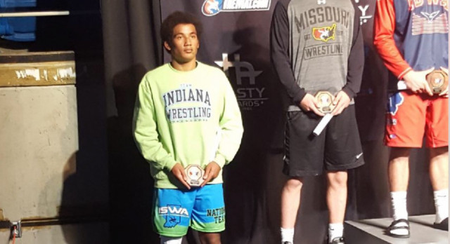 Atkins finishes 8th in National Tournament