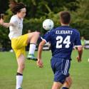 JV Boys soccer against Elkhart Central