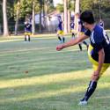 Boys V soccer against Washington