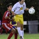 V boys soccer against Elkhart Memorial