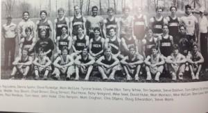 1986 Track Team