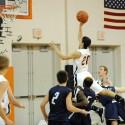 Basketball vs. Copley Home 2013