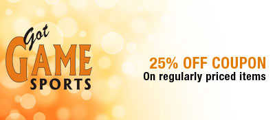 25% discount on regularly priced items