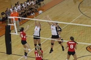 Volleyball vs. Wadsworth