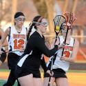 Girls Lacrosse vs. Hoover April 2014