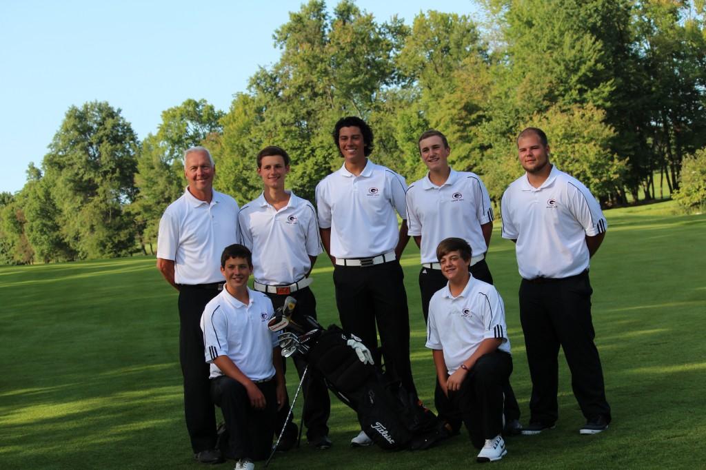 Boys Varsity Golf has a phenomenal 1st match