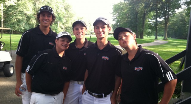 Boys Varsity Golf Continues Strong Start; Places 2nd at Mooney Invitational