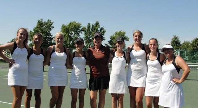 Bulldog Tennis Girls are OHIO Team of the Week!