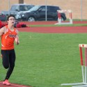 2015 Boys Track – Green vs. Wadsworth – Apr. 21st