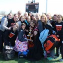 2015 Girls Track – North Canton Invitational – Apr. 4th