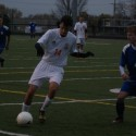 Varsity Boys Soccer District Championship Game v Lake 10-31-15