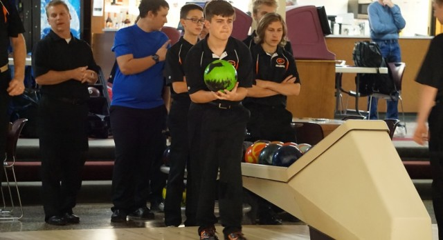 Jimmy Wells leads JV Bowlers to victory over Hoban