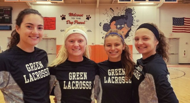 Three chosen for US Lacrosse National Tournament