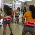 Volleyball team bonding!