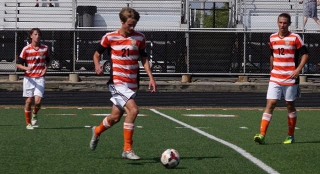 Varsity Boys Soccer Team Primed for Federal League Action