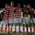Boys Varsity Soccer at GlenOak 10-11-16