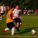 Boys Varsity Soccer Green Friendlies July 2017
