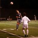 Green Varsity Boys Soccer at Stow 10-5-17