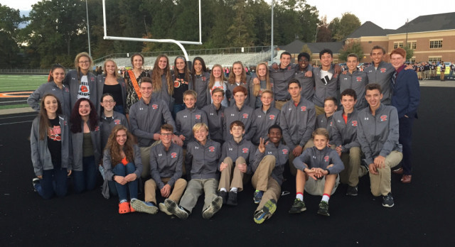 Cross Country Teams have Strong Performance at Gilmour Invitational