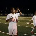 Green Varsity Boys Soccer v Dover Playoffs 10-18-17