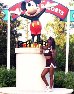 Savanna Hayden WHS Class of 2013 Clark Atlanta University Cheerleader Alabama A&M University Cheerleader