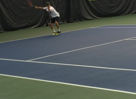Westfield High School Tennis Varsity Boys falls to Avon High School 2-3