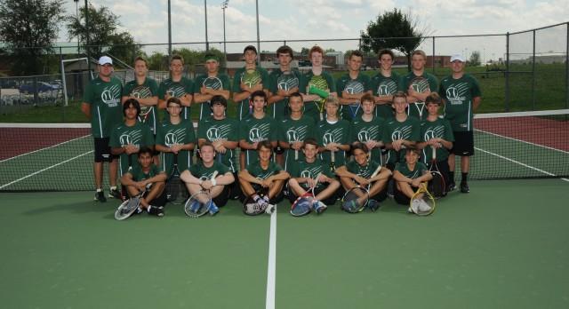 Westfield High School Tennis Varsity Boys beats Brownsburg High School 3-2