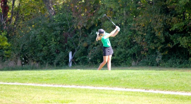 Girls Golf Dominates at HSE Invite